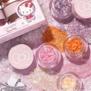 Colourpop x Hello Kitty Glitter Gel